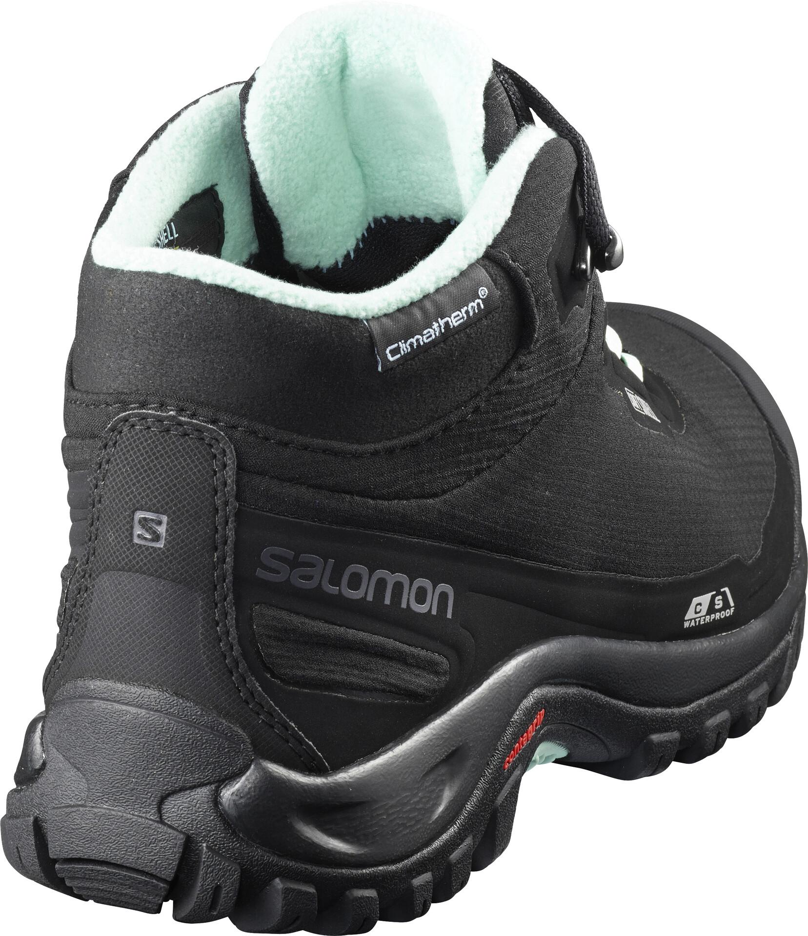 Salomon Shelter CS WP Zapatillas de Senderismo para Hombre